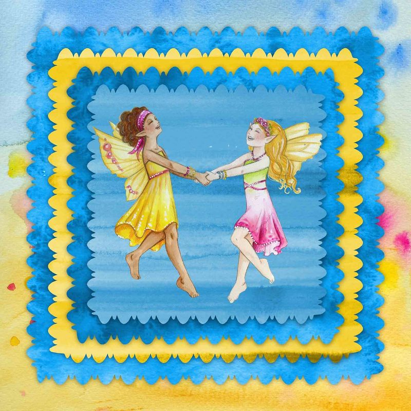 The Fairies Chamber: Fairies Dancing image